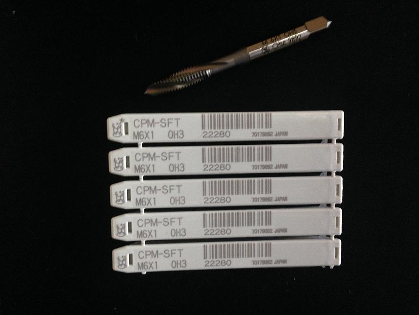 日本OSG难加工材料用螺旋丝攻