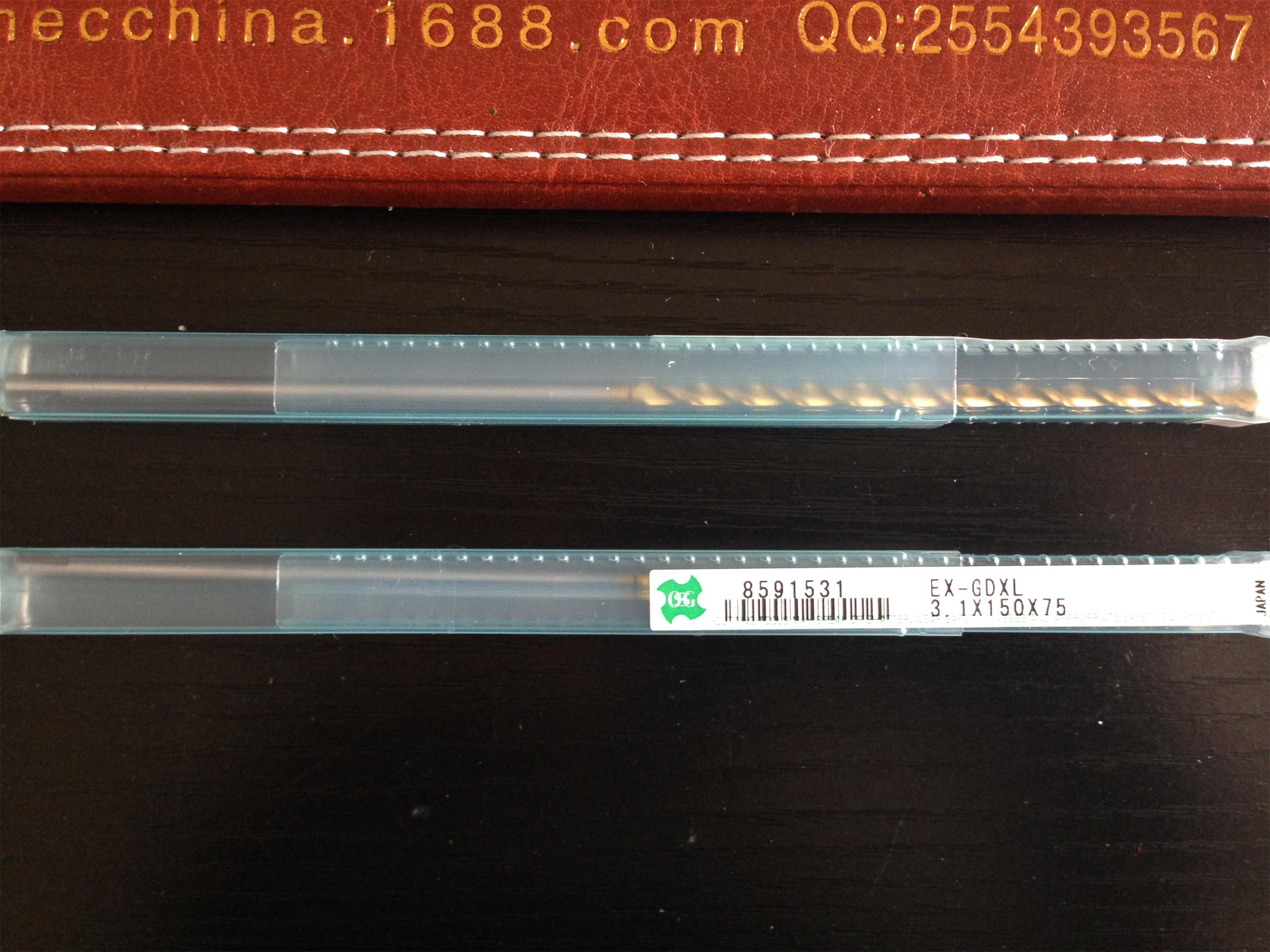 日本osg一般加工用长刃型钻头EX-GOXL