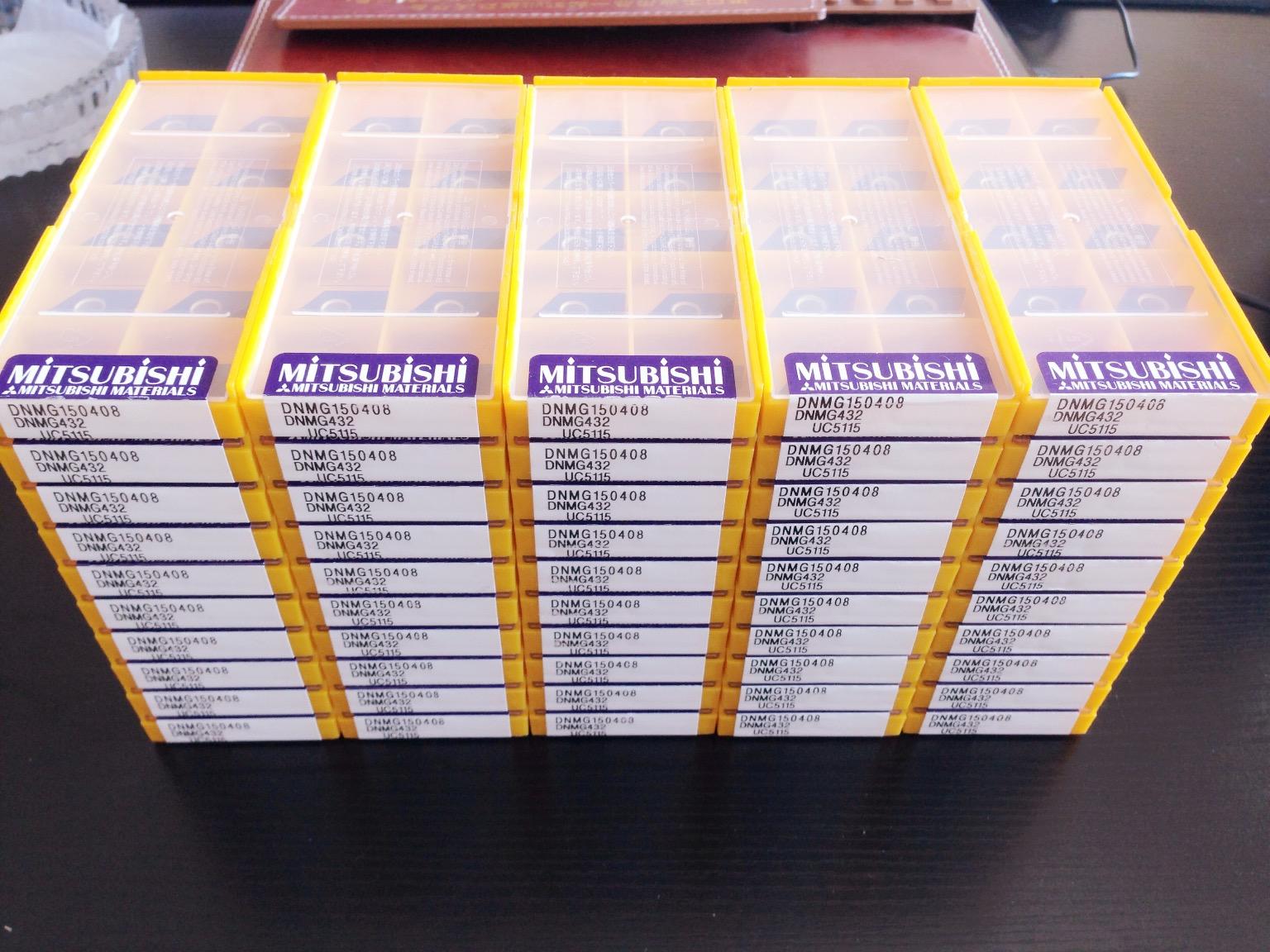 日本三菱MITSUBISHI数控刀片DNMG150408 UC5115