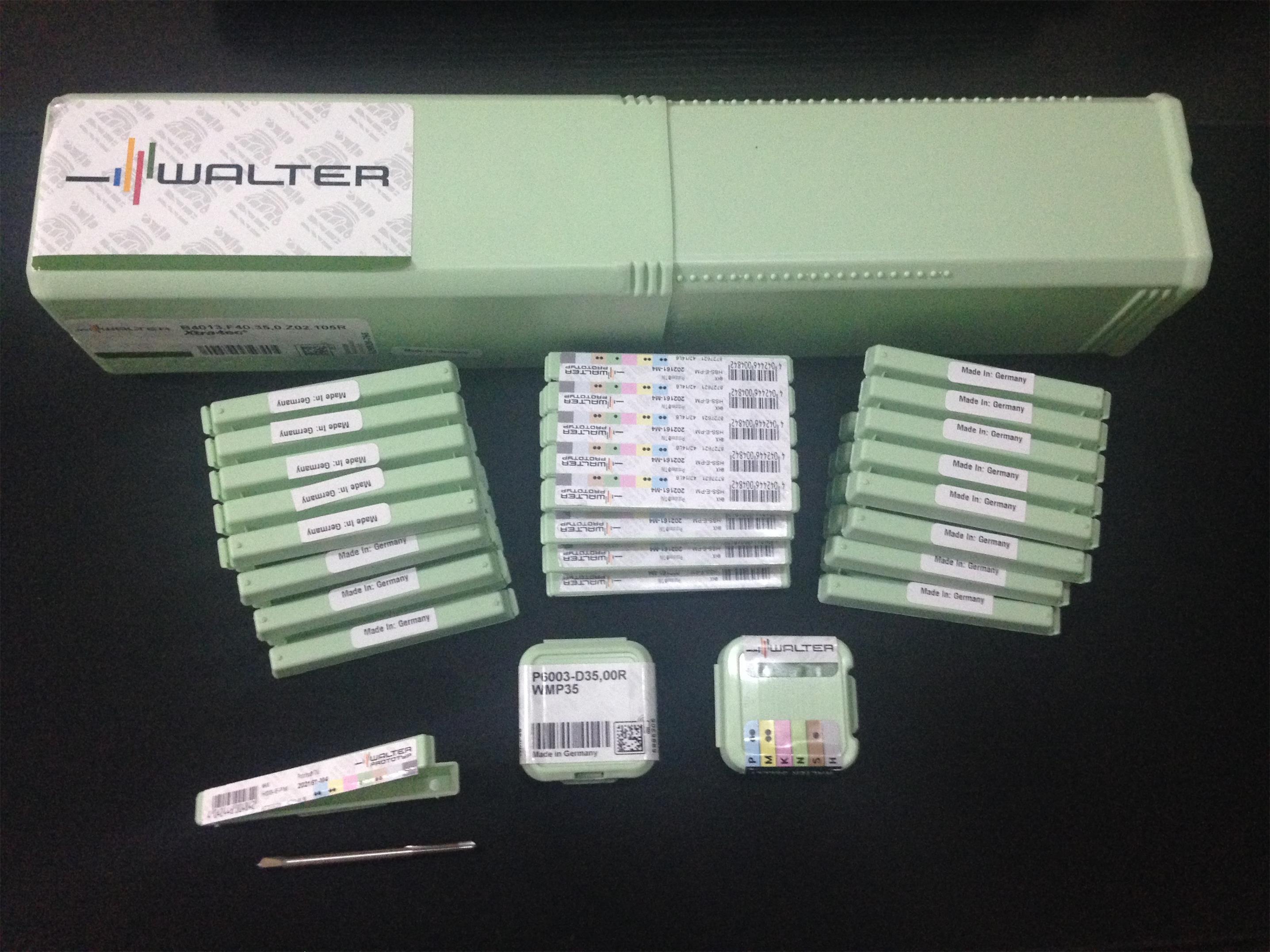 瓦尔特WALTER 刀杆 B4013.F40.35.0.Z02.105R