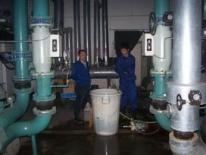 锅炉化学清洗