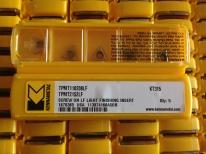 肯纳KENNAMETAL 数控刀片 TPMT110208LF KT315